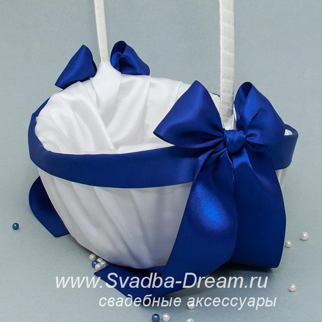 Корзина для подарков на свадьбе 2